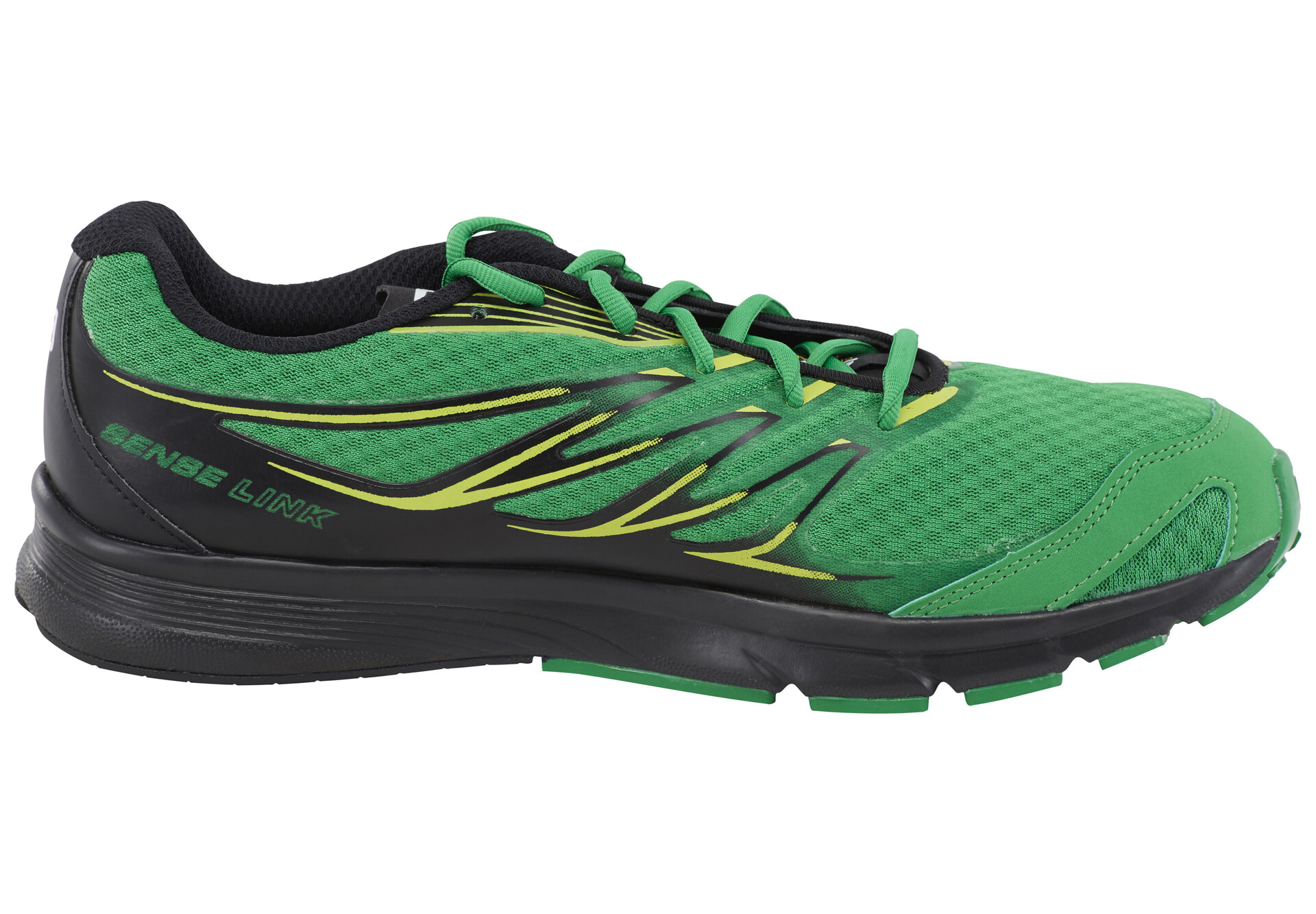 De Boutique Link Vert Chaussures Salomon Running Homme Sense 0BZYwAq